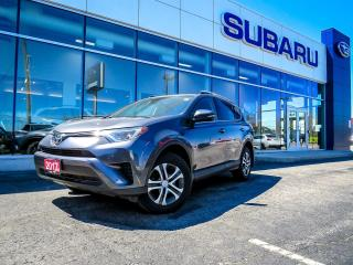Used 2017 Toyota RAV4 LE AWD for sale in Stratford, ON