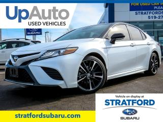 Used 2019 Toyota Camry XSE for sale in Stratford, ON