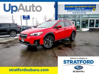 New 2020 Subaru XV Crosstrek Sport w/ Eyesight for sale in Stratford, ON