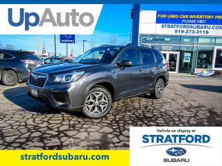 New 2020 Subaru Forester CONVENIENCE for sale in Stratford, ON