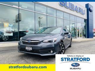 Used 2020 Subaru Impreza Sport w/ Eyesight for sale in Stratford, ON