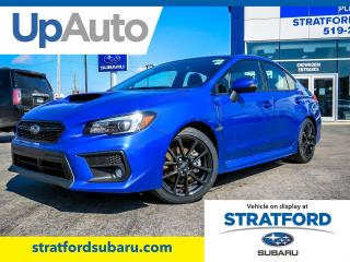 New 2020 Subaru WRX Sport-tech for sale in Stratford, ON