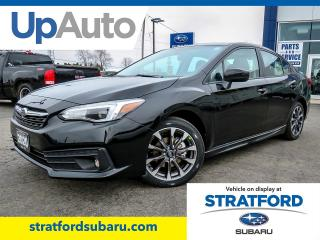 New 2020 Subaru Impreza Sport w/ Eyesight for sale in Stratford, ON