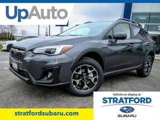 New 2020 Subaru XV Crosstrek Sport w/ Eyesight for sale in Stratford, ON