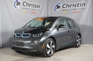 Used 2017 BMW i3 100% ELECTRIQUE TOUS RABAIS INCLUS for sale in Montréal, QC
