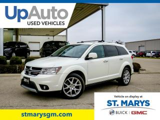 Used 2014 Dodge Journey RT AWD for sale in St. Marys, ON
