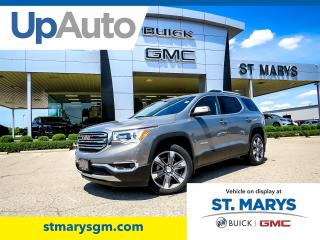 New 2019 GMC Acadia SLT2 for sale in St. Marys, ON
