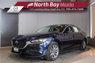New 2019 Mazda MAZDA6 GS-L for sale in North Bay, ON