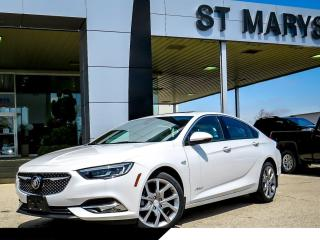 New 2019 Buick Regal Avenir for sale in St. Marys, ON