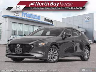 New 2019 Mazda MAZDA3 Sport GS-L for sale in North Bay, ON