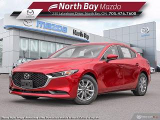 New 2020 Mazda MAZDA3 GS for sale in North Bay, ON