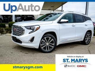 New 2020 GMC Terrain DENALI AWD for sale in St. Marys, ON