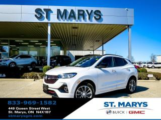New 2020 Buick Encore GX Select - AWD for sale in St. Marys, ON