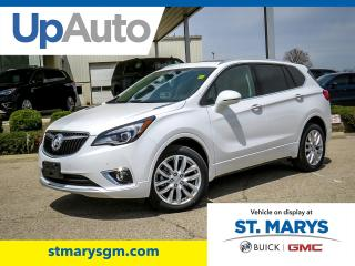 New 2020 Buick Envision Premium I AWD for sale in St. Marys, ON