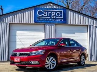 Used 2018 Volkswagen Passat COMFORTLINE for sale in Stratford, ON