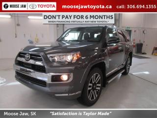 New 2020 Toyota 4Runner LIMITED 7 PASSENGER for sale in Moose Jaw, SK