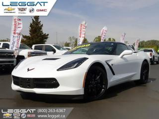 Used 2019 Chevrolet Corvette Stingray | Ceramic Coated | Low KMS for sale in Burlington, ON