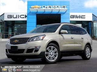 Used 2013 Chevrolet Traverse 1LT Heated Seats | Navigation for sale in Burlington, ON