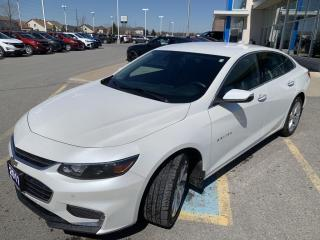 Used 2017 Chevrolet Malibu Malibu Premier for sale in Carleton Place, ON