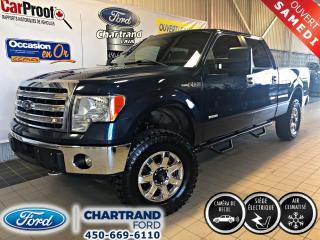 Used 2013 Ford F-150 Cab SuperCrew 4RM 157 po XLT for sale in Laval, QC
