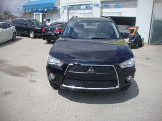 Used 2012 Mitsubishi Outlander GT for sale in London, ON