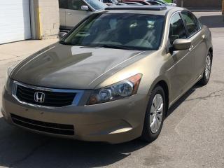 Used 2009 Honda Accord Sedan 4dr I4 Auto EX-L for sale in Caledon, ON