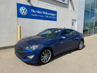 Used 2016 Hyundai Genesis Coupe 3.8L V6 GT for sale in Edmonton, AB