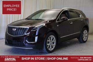 New 2020 Cadillac XT5 Premium Luxury AWD for sale in Regina, SK