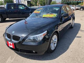 Used 2007 BMW 5 Series 525i for sale in Scarborough, ON