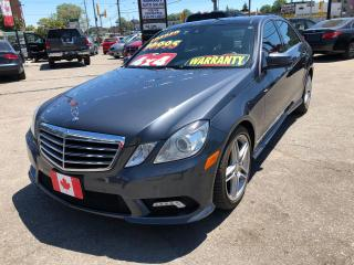 Used 2011 Mercedes-Benz E-Class E 350 for sale in Scarborough, ON
