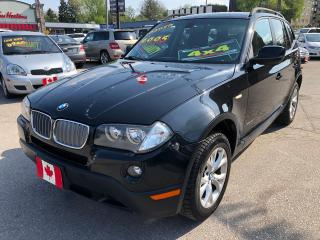 Used 2010 BMW X3 28i for sale in Scarborough, ON