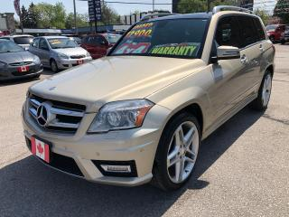 Used 2012 Mercedes-Benz GLK-Class GLK 350 for sale in Scarborough, ON