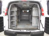 2012 Chevrolet Express 2500HD CARGO 4.8L Rack Divider Shelving Certified