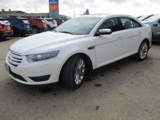 Used 2016 Ford Taurus LIMITED for sale in Wetaskiwin, AB