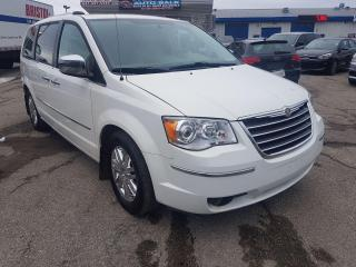 Used 2008 Chrysler Town & Country Limited for sale in Pickering, ON