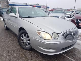Used 2008 Buick Allure CX / LOADED / ALLOYS / POWER OPTIONS! for sale in Pickering, ON