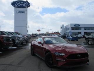 New 2020 Ford Mustang GT Premium for sale in Lacombe, AB