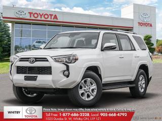 New 2020 Toyota 4RUNNER SR5/SR5 PREMIUM/V LB22 for sale in Whitby, ON