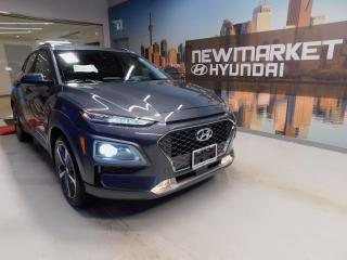 New 2020 Hyundai KONA Ultimate for sale in Newmarket, ON