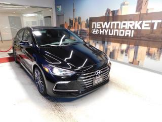 Used 2018 Hyundai Elantra Sport Alloys! Turbo! for sale in Newmarket, ON