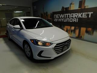 Used 2017 Hyundai Elantra LE for sale in Newmarket, ON