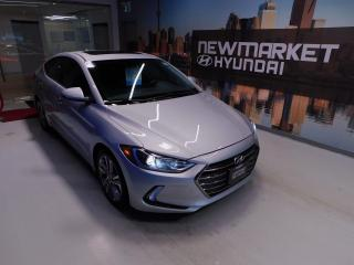 Used 2017 Hyundai Elantra Limited ULTIMATE for sale in Newmarket, ON