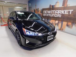 New 2020 Hyundai Elantra Sport for sale in Newmarket, ON