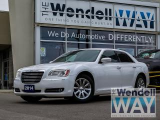 Used 2014 Chrysler 300 Touring |Leather|Heated Seats|Remote Start for sale in Kitchener, ON