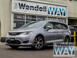 Used 2019 Chrysler Pacifica Limited| Advanced Safety Tec| Alpine Sound|1 Owner for sale in Kitchener, ON