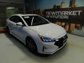 New 2020 Hyundai Elantra SPORT DCT for sale in Newmarket, ON