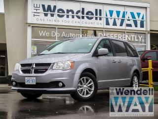 Used 2019 Dodge Grand Caravan 35TH ANNIVERSARY DVD Leather DEMO for sale in Kitchener, ON