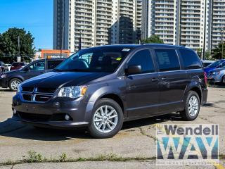 Used 2020 Dodge Grand Caravan Premium Plus DVD/Nav/Leather for sale in Kitchener, ON