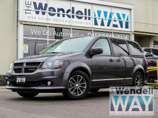 Used 2019 Dodge Grand Caravan GT|Company Car| Power Doors| Remote Start for sale in Kitchener, ON