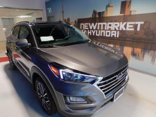 New 2020 Hyundai Tucson Luxury for sale in Newmarket, ON